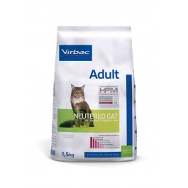 Virbac Veterinary HPM Adult Neutered Cat 1.5 kg - Dogteur