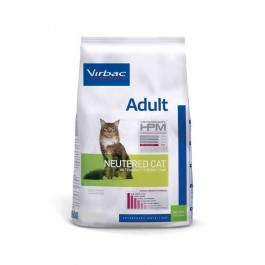 Virbac Veterinary HPM Adult Neutered Cat 400 grs - Dogteur