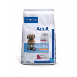Virbac Veterinary HPM Adult Neutered Small & Toy Dog 3 kg - Dogteur