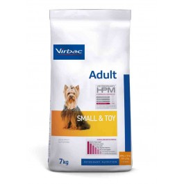Virbac Veterinary HPM Adult Small & Toy Dog 7 kg - Dogteur