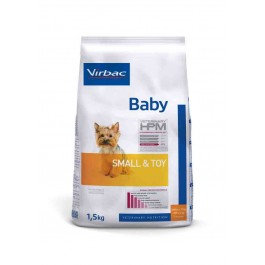 Virbac Veterinary HPM Baby Small & Toy Dog 1.5 kg - Dogteur