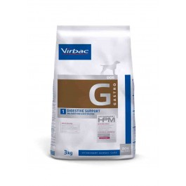 Virbac Veterinary HPM Gastro Digestive Support Chien 3 kg - Dogteur