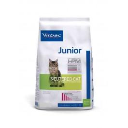 Virbac Veterinary HPM Junior Neutered Cat 400 grs - Dogteur