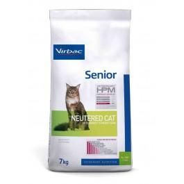 Virbac Veterinary HPM Senior Neutered Cat 7 kg - Dogteur
