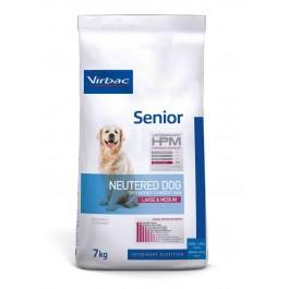 Virbac Veterinary HPM Senior Neutered Large & Medium Dog 7 kg - Dogteur