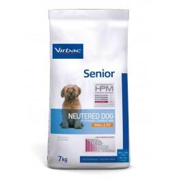 Virbac Veterinary HPM Senior Neutered Small & Toy Dog 7 kg - Dogteur