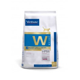 Virbac Veterinary HPM Weight Loss & Control chat 3 kg - Dogteur