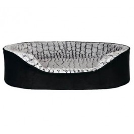 Trixie Vital lit Lino 83 × 67 cm noir/gris - Dogteur