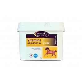 Vitamine E - Sélénium & Lysine - Poudre 1 kg - Dogteur