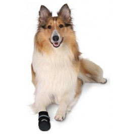 Trixie Bottes de protection Walker Care Confort L 2 pcs - Dogteur
