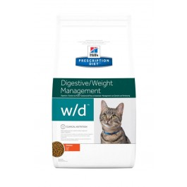 Hill's Prescription Diet Feline W/D 1.5 kg - Dogteur