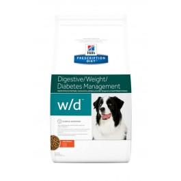 Hill's Prescription Diet Canine W/D au poulet 4 kg - Dogteur