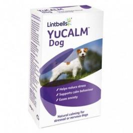 Lintbells Yucalm Réduit le stress du Chien 30 cps - Dogteur