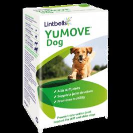 Lintbells Yumove pour chien 60 cps - Dogteur