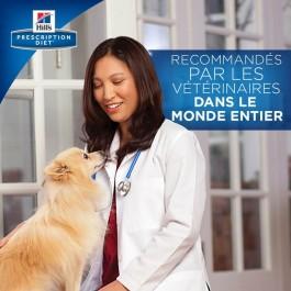 Hill's Prescription Diet Canine Z/D Allergy & Skin Care 3 kg - Dogteur