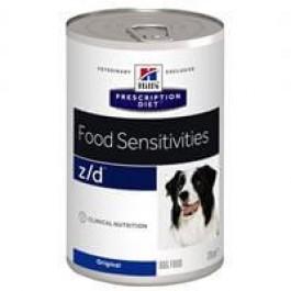 Hill's Prescription Diet Canine Z/D Ultra Allergen 12 x 370 grs - Dogteur