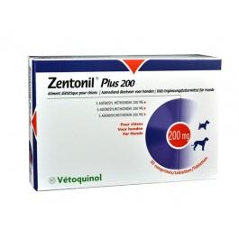 Zentonil Plus 200 30 cps - Dogteur