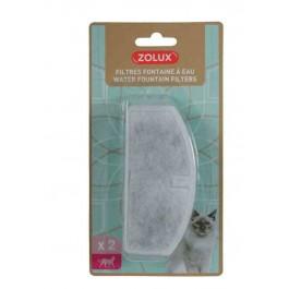 Zolux Fontaine à eau 2 L - Dogteur