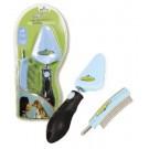 Offre -10% : Kit toilettage Furminator peigne et brosse chiot