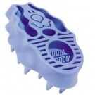Kong Brosse Zoom Groom bleue pour chien