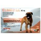 Eliminall Chien +40kg 6 pipettes (générique Frontline)