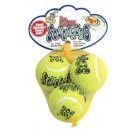 KONG Air Squeaker Balls Medium (par 3)