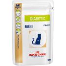 Royal Canin Veterinary Diet Cat Diabetic Sachet 12x100 grs