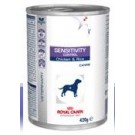 Royal Canin Veterinary Diet Dog Sensitivity Control Poulet 12 x 420 grs