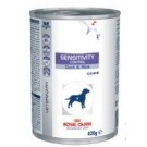 Royal Canin Veterinary Diet Dog Sensitivity Control Canard 12x420 grs