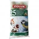 Zolux boules de graisses 25 x 90 g