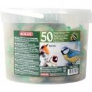 Zolux boules de graisses 50 x 90 g