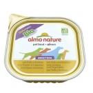 Almo Nature Chien Daily Menu Bio Poulet et Legumes 9 x 300 grs
