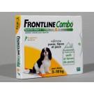 Frontline Combo Chien de 2-10 kg 30 pipettes