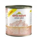 Almo Nature Chat Classic Saumon et Potiron 12 x 280 grs