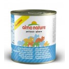 Almo Nature Chat Classic Thon de l'Atlantique 12 x 280 grs