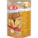 8in 1 Grills Chicken Style pour chien 80 g - La Compagnie des Animaux