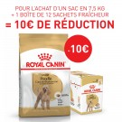 Royal Canin Caniche Adult 7.5 kg