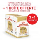 Offre Royal Canin Chihuahua Adult mousse 36 sachets + 12 offerts
