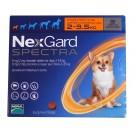 Nexgard Spectra Chiens XS 2 à 3,5 kg 3 cps