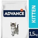 Advance Kitten chaton au poulet 1,5 kg- La Compagnie des Animaux