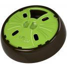 Aïkiou Bol interactif pour chien junior marron/vert - Dogteur