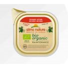 Almo Nature Bio Organic Maintenance avec Boeuf pour chat 19 x 85 g