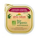 Almo Nature Chien Daily Menu Bio Boeuf et Legumes 32 x 100 grs