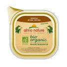 Almo Nature Chien Bio Organic Maintenance veau 32 x 100 grs