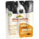 Almo Nature Holistic Snack au thon pour chien 3 x 10 g