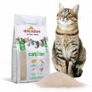 Almo Nature Catlitter Litière 100% naturelle Chat 2.27 kg - La Compagnie des Animaux