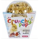 Zolux Crunchy Pop Banane rongeurs 63 grs