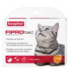 Beaphar Fiprotec chat 3 pipettes