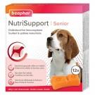 Beaphar NutriSupport Senior pour chien 12 x 10 g