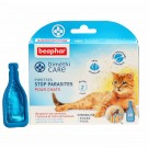Beaphar Diméthicare Stop Parasites 6 pipettes pour chats - La Compagnie des Animaux